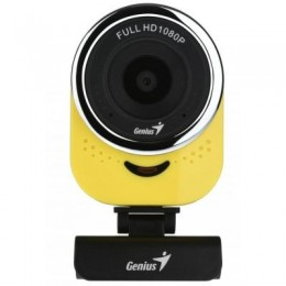 Веб-камера Genius QCam 6000 Full HD Yellow (32200002403)