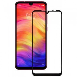Стекло защитное BeCover Xiaomi Redmi Note 7 Black (703189)